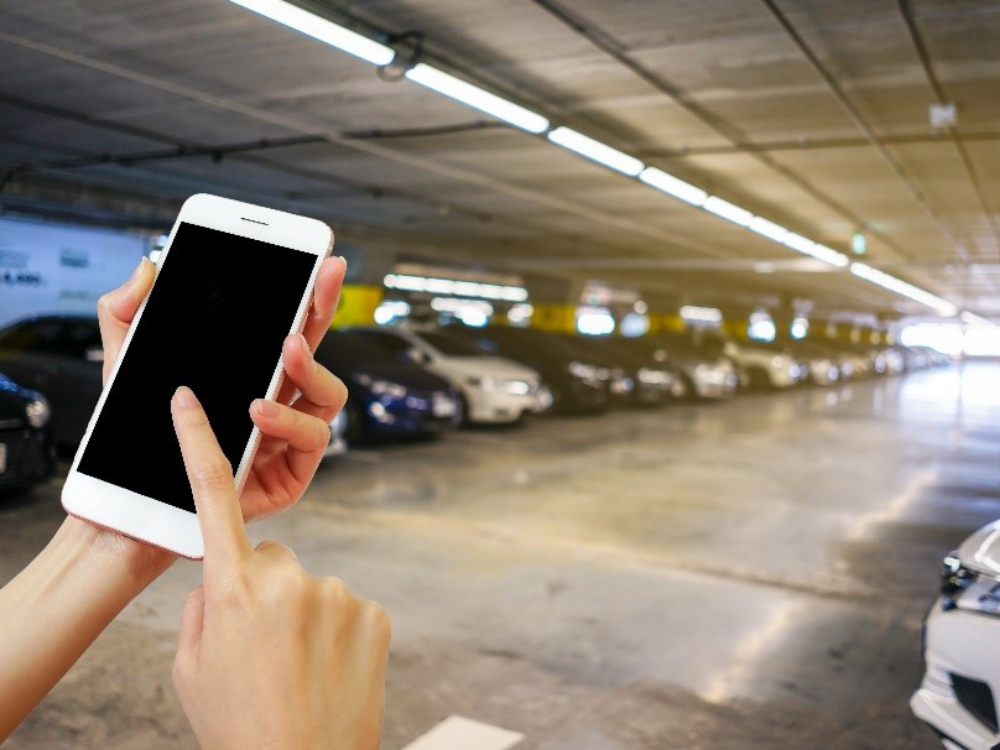 This Amazing Technology Helps You Solve Your Parking Problems!