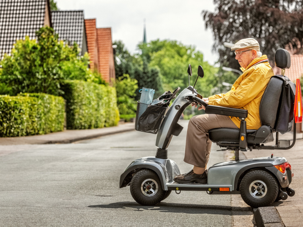 Are You Currently Looking for a Mobility Scooter? We have the solution!
