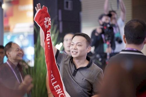 Zumba in Taiwan Expo 2019