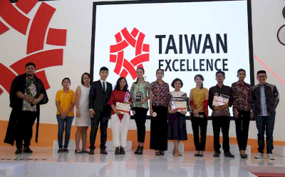 Experiencing Taiwan Innovative Products in Jakarta