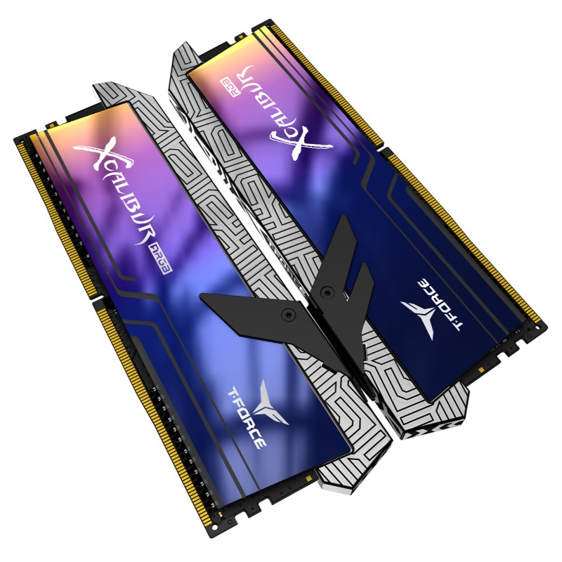 TEAMGROUP T-FORCE XCALIBUR ARGB DDR4