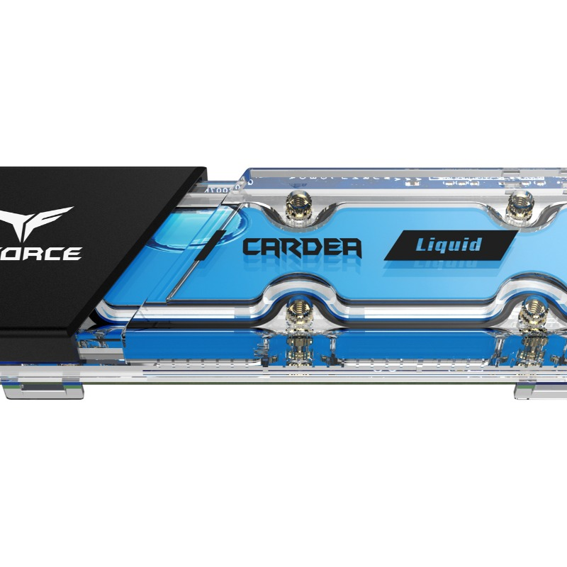 TEAMGROUP T-FORCE CARDEA Liquid M.2 PCIe SSD