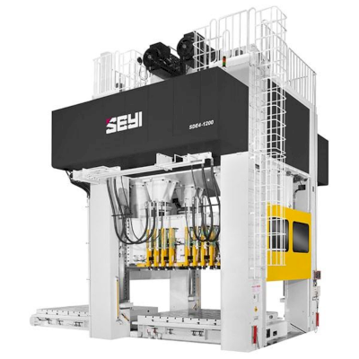 SEYI Straight Side Eccentric Gear Servo Press
