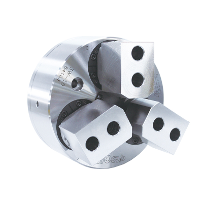 Swing type three-jaw Chuck 3W-10