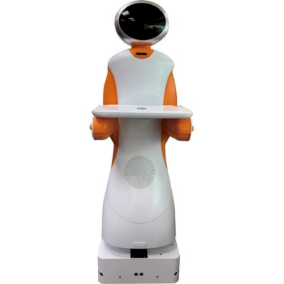 TECO Intelligent Meal Delivery Service Robot JAR-HC0DS-E1