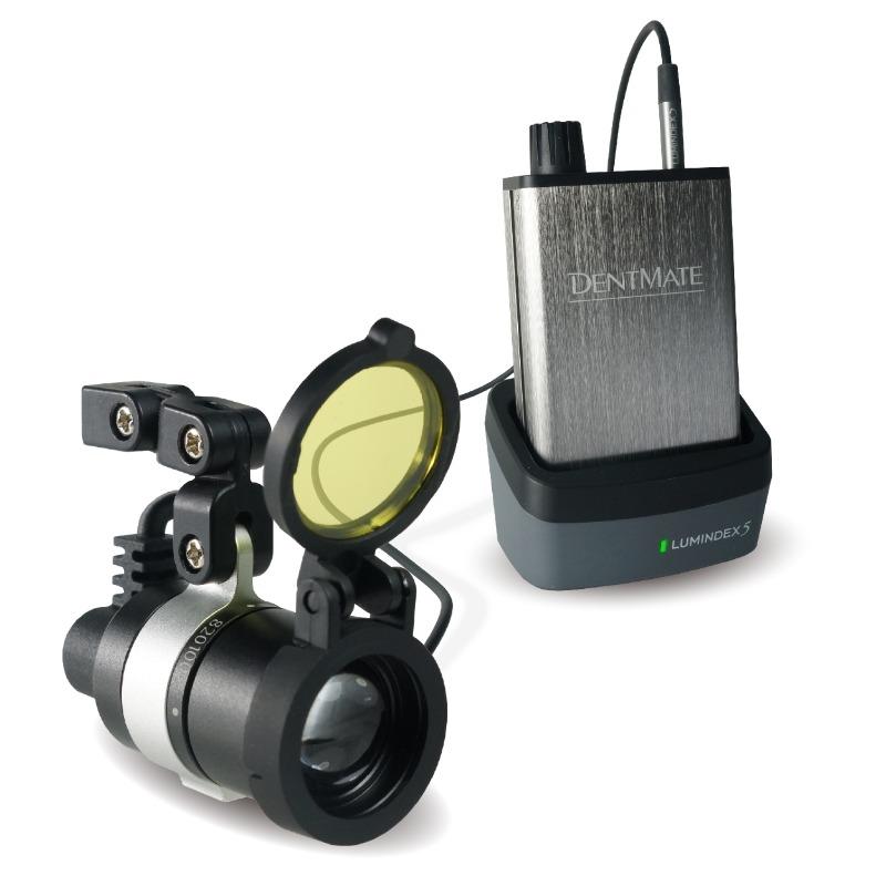 DENTMATE LED HEAD LIGHT - LUMINDEX 5