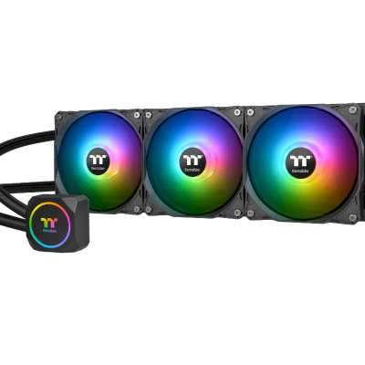 THERMALTAKE NEW ARGB TH120/240/360 ALL-IN-ONE CPU LIQUID COOLER