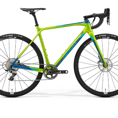 MERIDA All New Cyclo Cross Bicycle -  MISSION CX