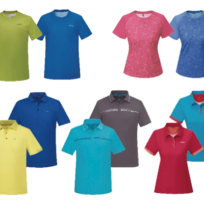 ATUNAS Atunas Supercooling Shirt Collection