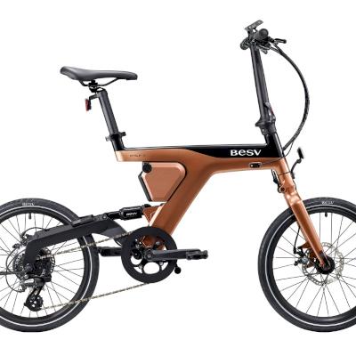 BesV Folding e-Bike - PSF1