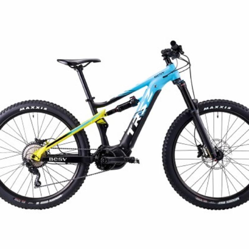 BesV e-Mountain Bike - TRS2
