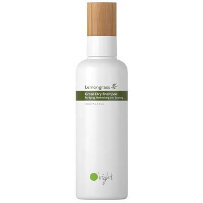 Hair Oright__Lemongrass Green Dry Shampoo