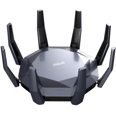 ASUS Dual-band Wi-Fi Router RT-AX89X