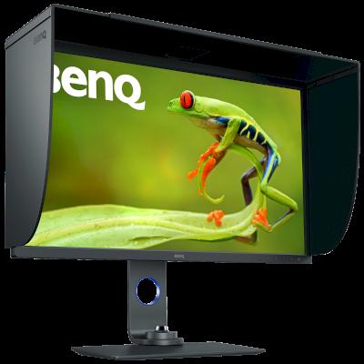 BenQ 4K Professional Photo Editing Monitor