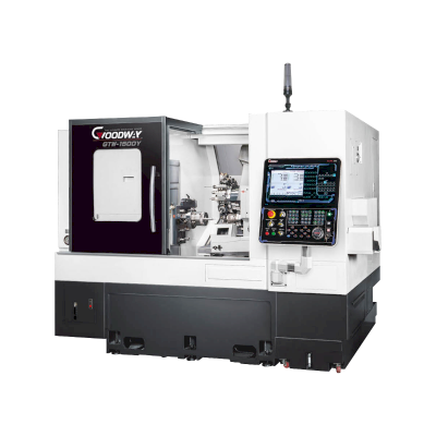 GOODWAY MULTI-AXIS CNC TURNING CENTER GTW-1500