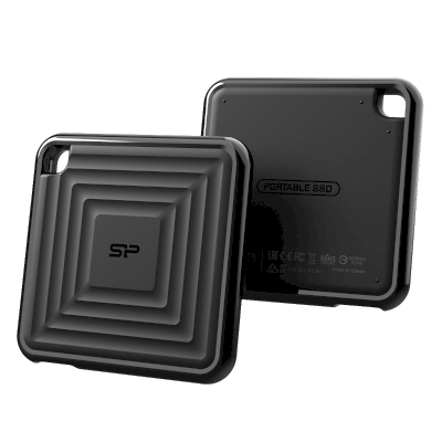 Silicon Power PORTABLE USB-C SHOCK-RESISTANT SSD PC60