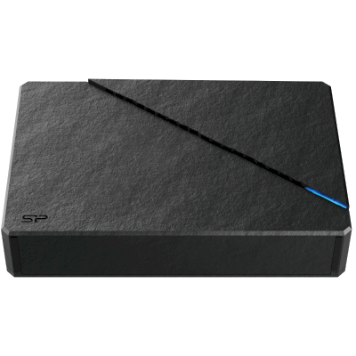 """Silicon Power 3.5""""External Hard Drive Stream S07"""
