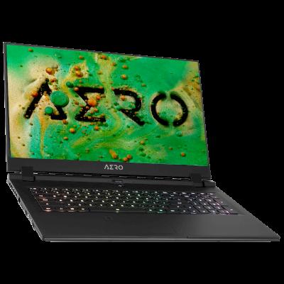 GIGABYTE AERO 17 HDR Thin-and-Light Gaming Laptop AERO 17 HDR YB / XB / WB / KB / SB