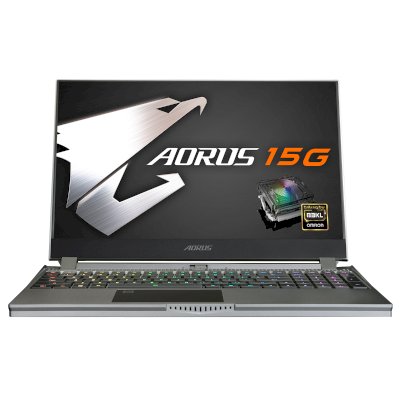 GIGABYTE AORUS 15G Professional Gaming Laptop