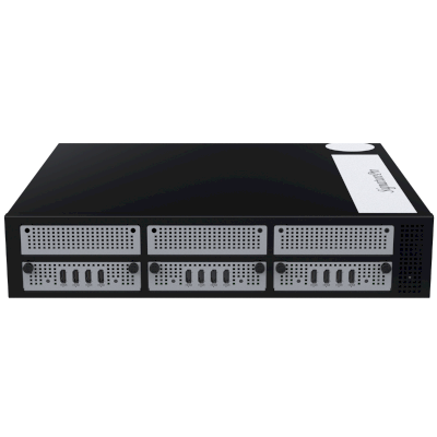 IBASE 24-Port Video Wall Digital Signage Player SP-63E