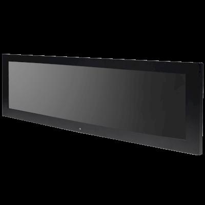 "IBASE EN50155 Certified AIO 28.6"" Bar-Type Panel PC MRD-286"