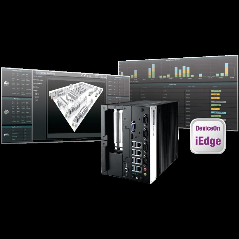 Advantech Edge Cloud Solution EIS-S230