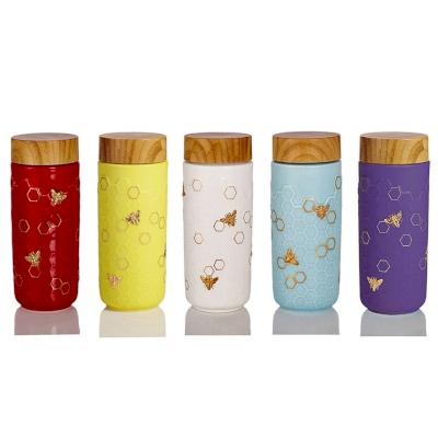 ACERA Jixing Bee Mug 1C02G00070101~1C02G00070106