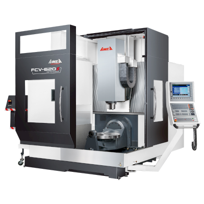 AWEA MECHANTRONIC Heavy-duty High Speed Five Axes Machining Center with Intelligence FCV-620S